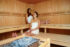 Sauna im Wellness SPArtos